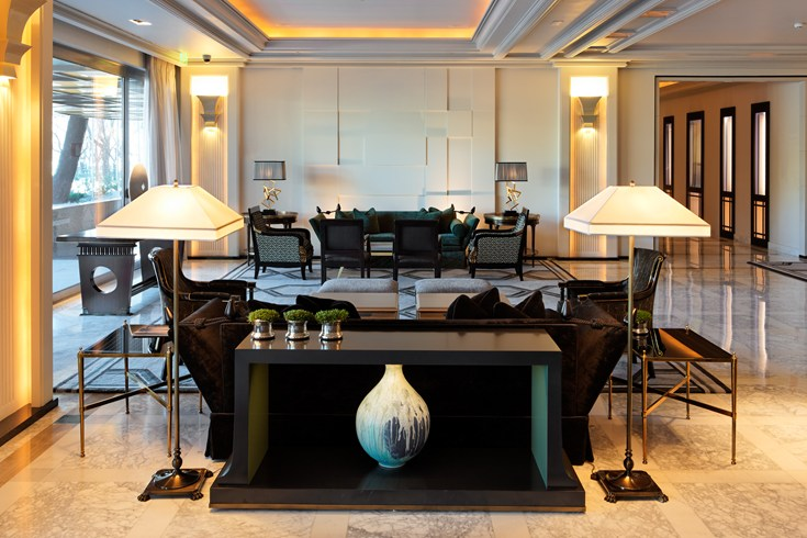 Villa Magna Hotel - The reference of cosmopolitan hotel in Madrid - by its courtesy www.luxuryexperiencemadrid.com