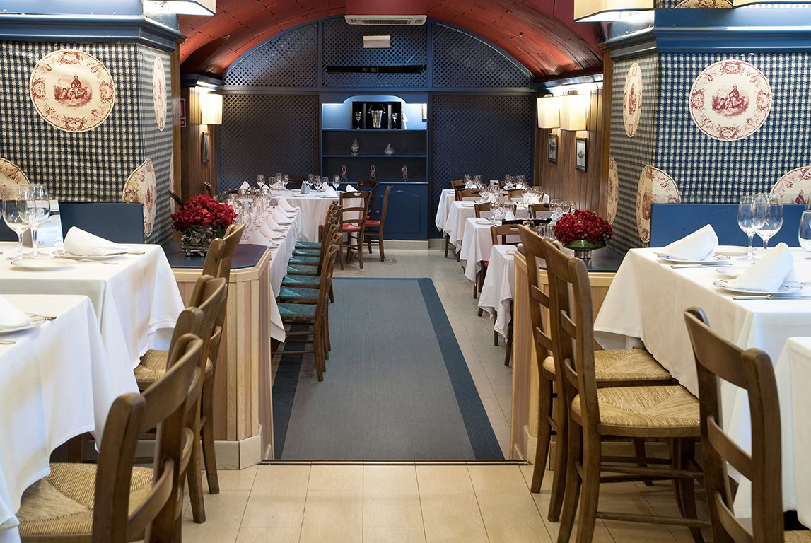 Spanish Best Food Restaurant in Madrid by its courtesy wwwluxuryexperiencemadridcom2