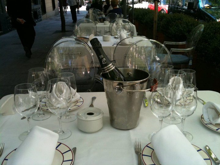 Spanish Best Food Restaurant in Madrid by its courtesy wwwluxuryexperiencemadridcom